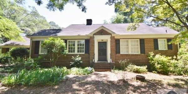 Homes For Sale Forest Heights Athens Ga